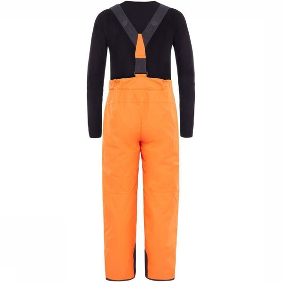 The North Face Ski Pants Y Snow Sus Plus Pant orange