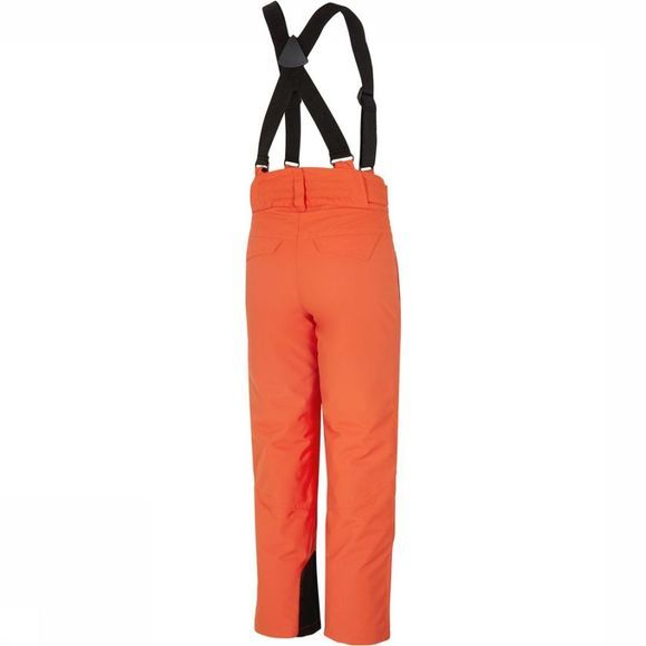 Ziener Ski Pants Ando mid red