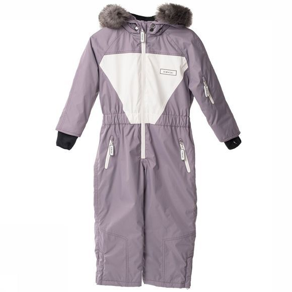 DINOSKI Ski Suit Hop light purple