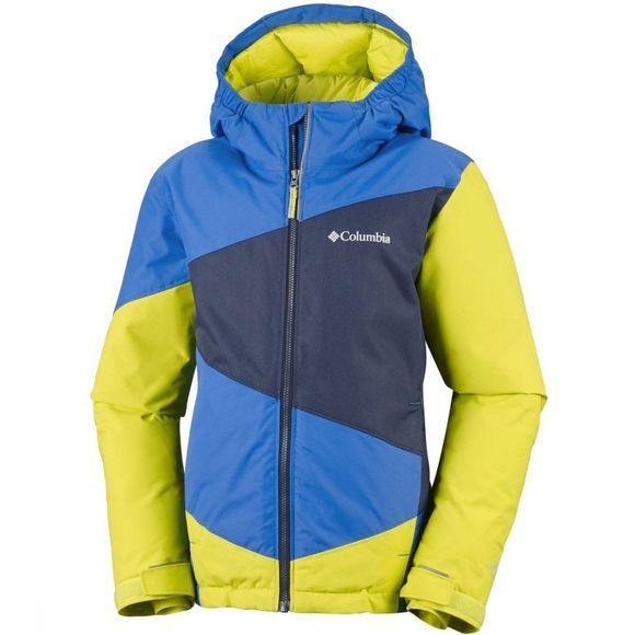 Columbia Coat Wildstar Mid Blue/Marine