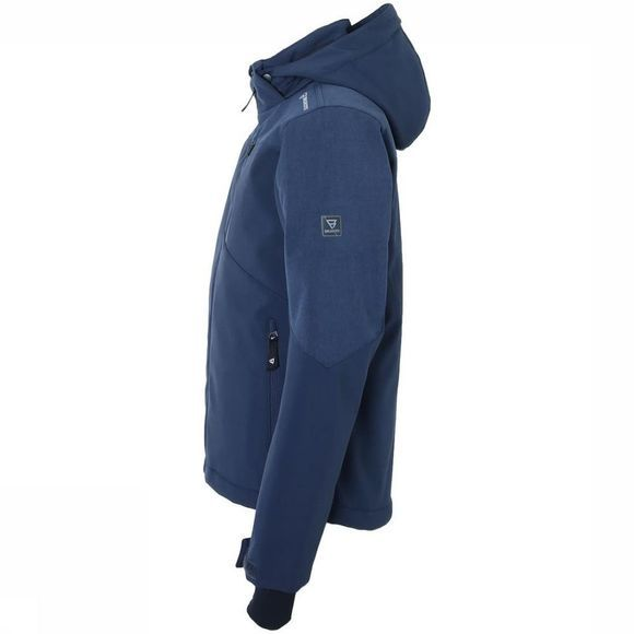 Brunotti Softshell Twintip Jr dark blue