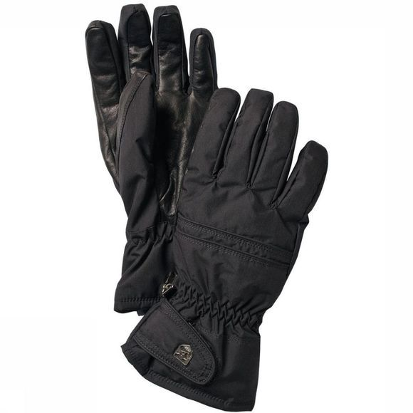 Hestra Glove Primaloft Leather black