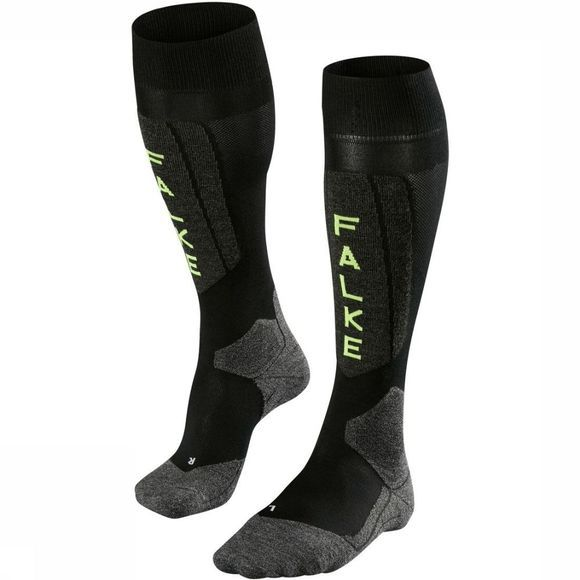 Falke Ski Sock Sk5 black/dark grey