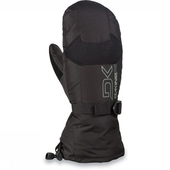 Dakine Want Leather Scout Mitt Zwart