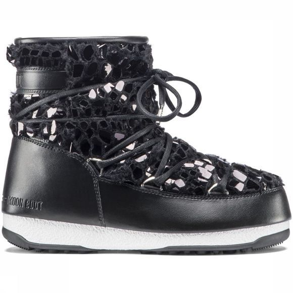 Moon Boot Après Ski Boot Low Mirror black