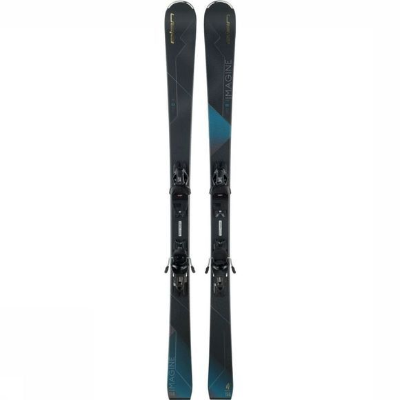 Elan Ski Imagine+Elw 9.0 Gw black/blue