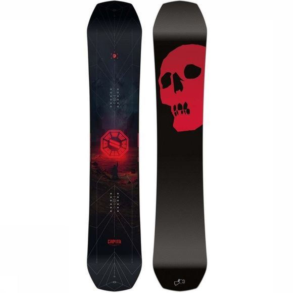 Capita Snowboard Black Snowboard Of Death black