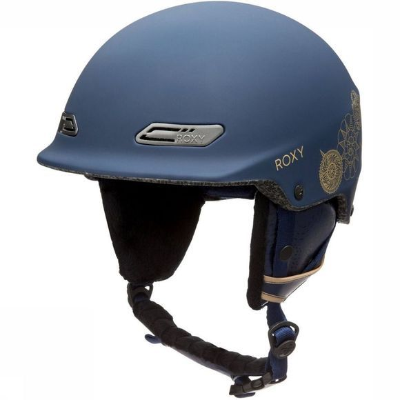 Roxy Skihelm Power Powder Blauw