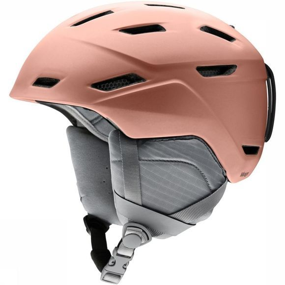 Smith Ski Helmet Mirage light pink