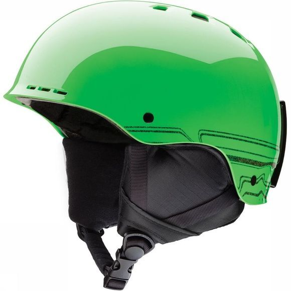 Smith Skihelm Holt 2 Junior Lichtgroen