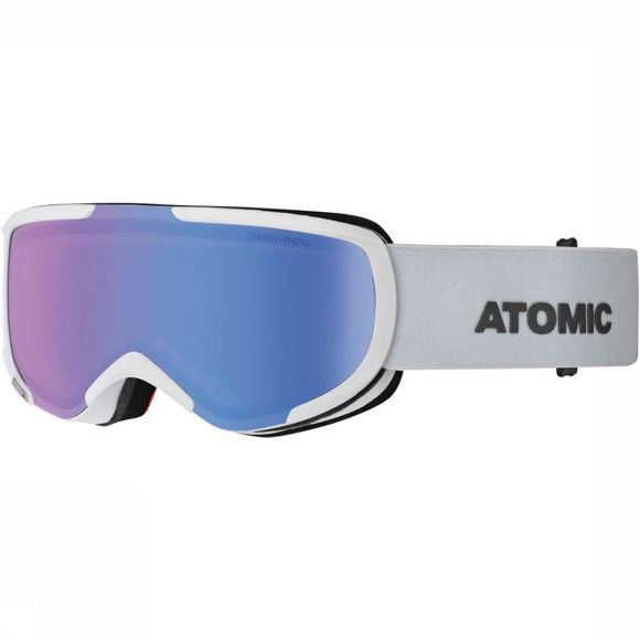 Atomic Ski Goggles Savor S Photo white/blue