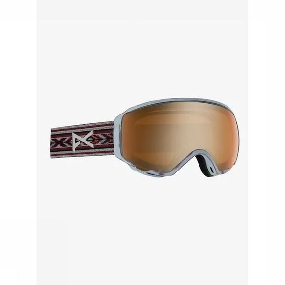 Anon Ski Goggles Wm1 With Spare white/bronze