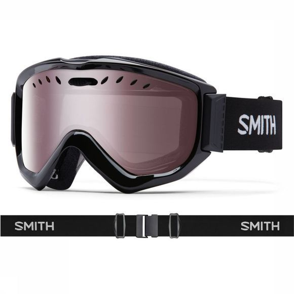 Smith Skibril Knowledge OTG Zwart/Zilver
