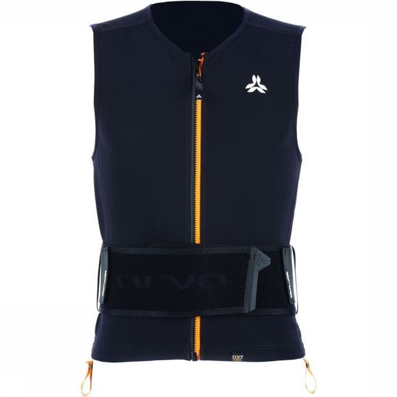 Arva Avalanche Equipment Protection Dorsal Action Vest Pro Gris Foncé/Orange