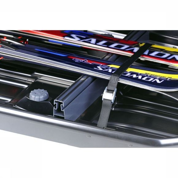 Thule Transport Box Ski Carrier Adapter Geen kleur
