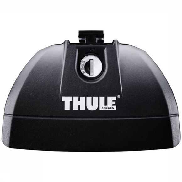 Thule Transport Fixpoint Xt 753 Low, 2-Pack Geen kleur / Transparant