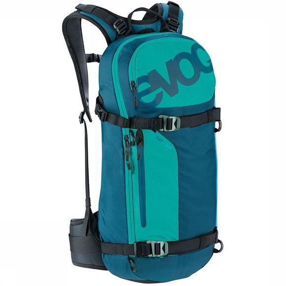 Evoc Off-Piste FR Day Team 16L Petrol/Turquoise
