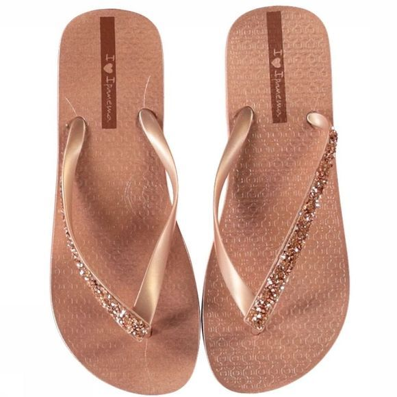 Ipanema Slipper Glam Special Brons