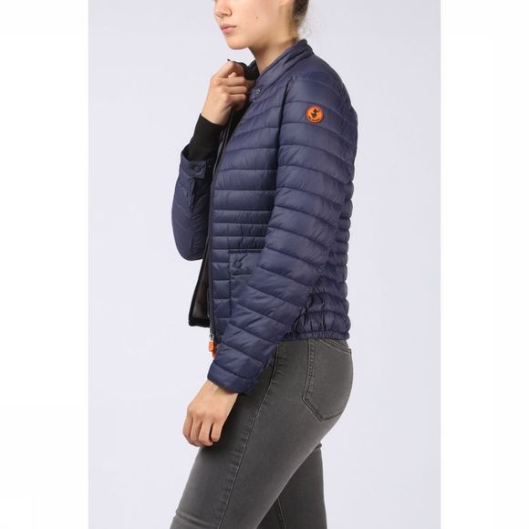 Save The Duck Jas Jacket Donkerblauw