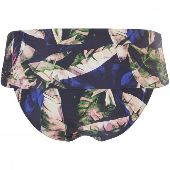 TC WOW Slip Flipover Brief marine/Assortiment Fleur