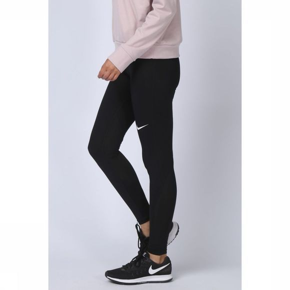 Nike Legging w np tight Zwart