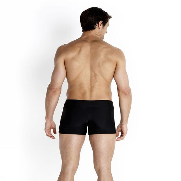 Speedo Slip Houston Aqua Zwart