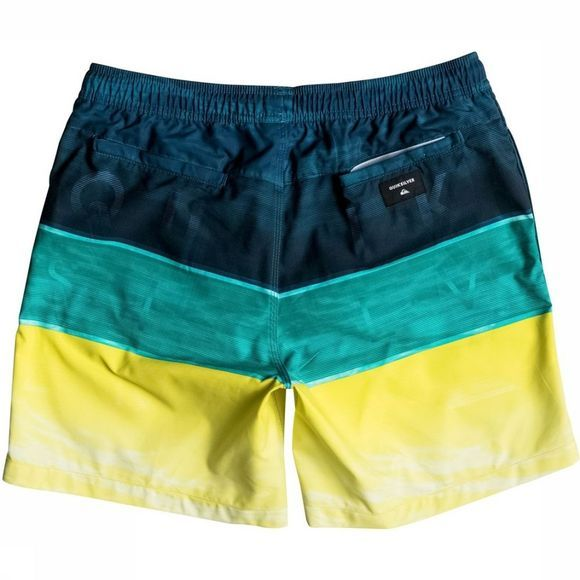 Swim Shorts Word Waves Volley 17