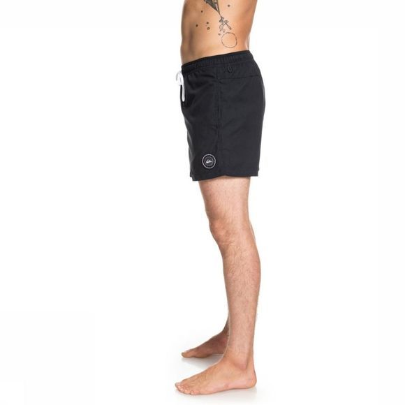 Quiksilver Zwemshort Everyday Volley 15 Zwart