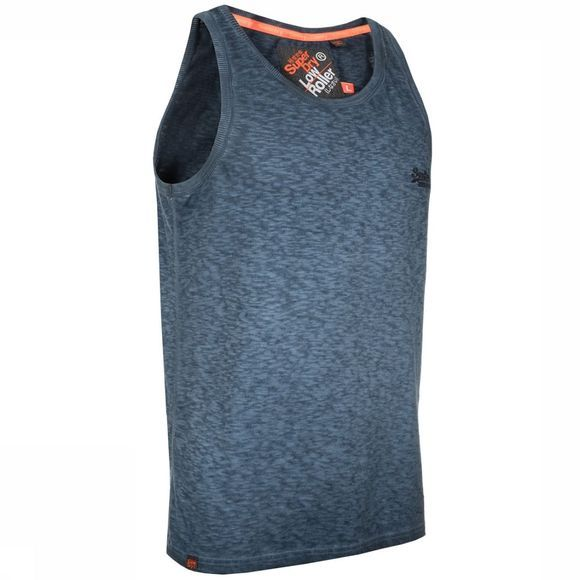 Superdry Top  Low Roller Marineblauw