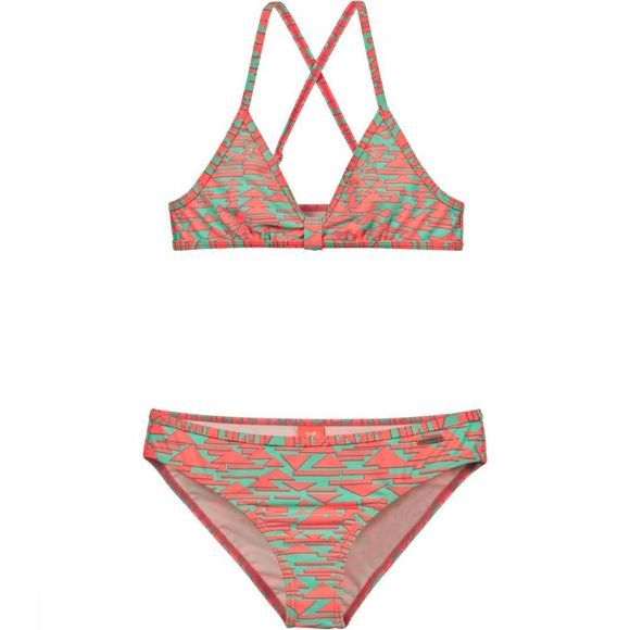 Protest Bikini Dunia Jr Orange/Vert Clair