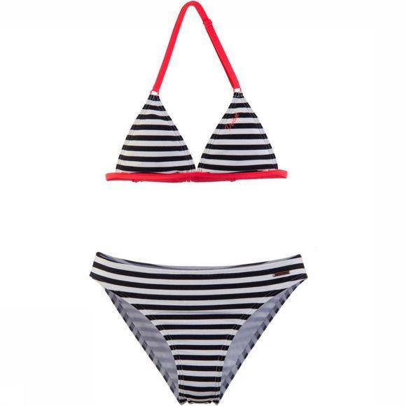 Protest Bikini Nikle 18 Jr black/off white