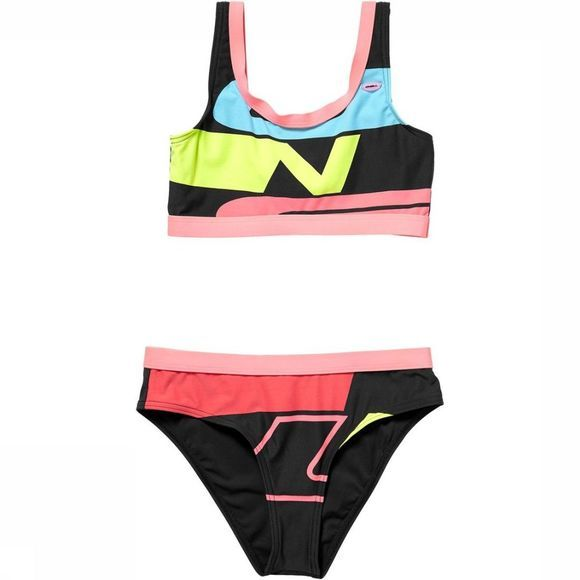 O'Neill Bikini Pg Re-Issue Zwart/Middenroze
