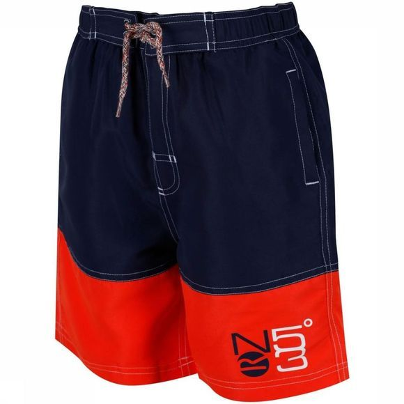 Regatta Boardshorts Shaul Marine/Orange