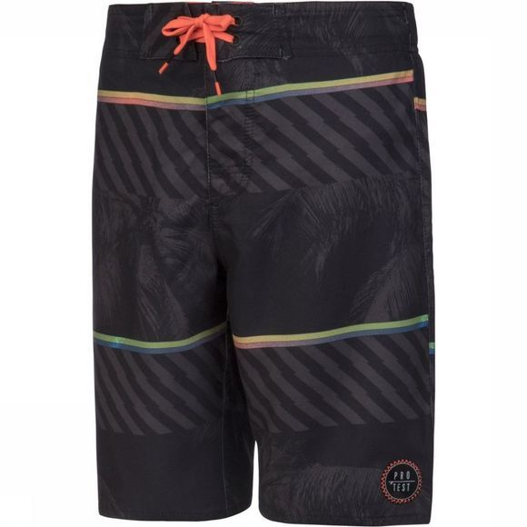 Protest Boardshort Dj Jr Noir/Assortiment