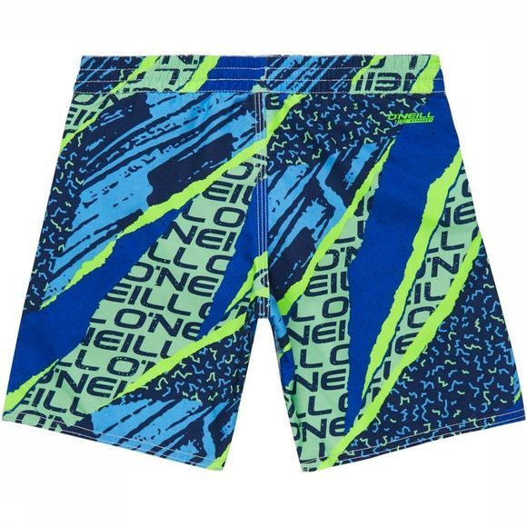 O'Neill Swim Pb Strike Out Lime/light blue