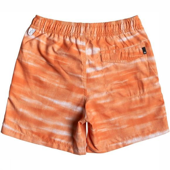 Quiksilver Short De Bain Acidvlyth14 Orange