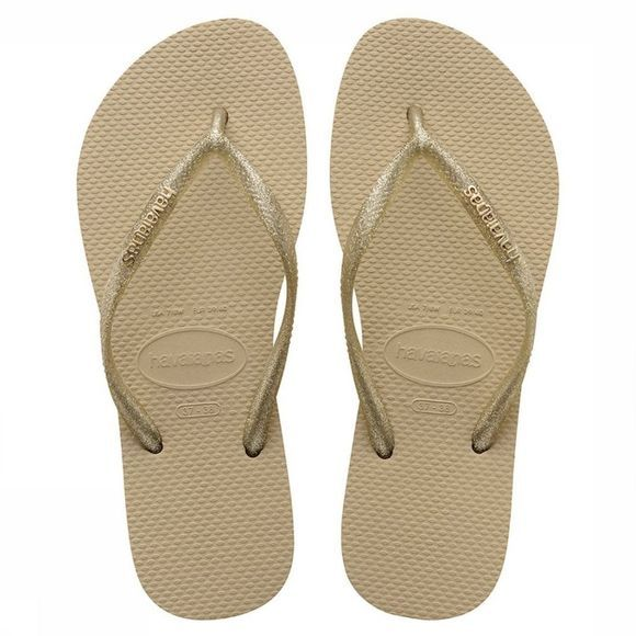 Slipper Slim Logo Metalic