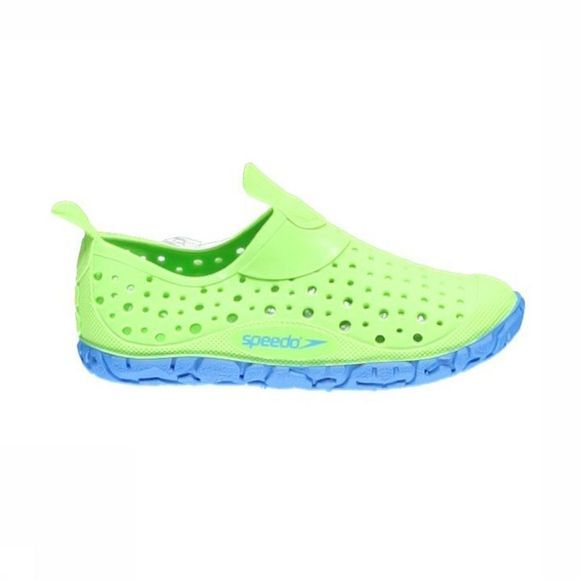 Speedo Shoe Jelly Infant mid green