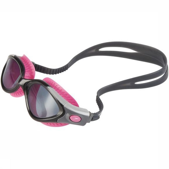 Speedo Swim Glasses Goggles F Fut Biofus Flex red