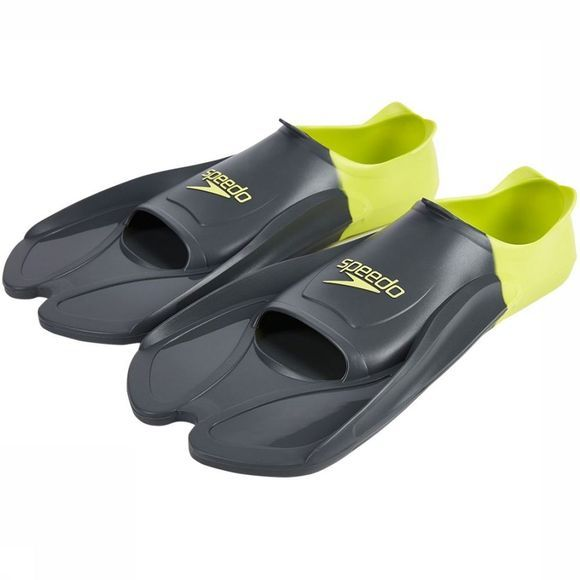 Speedo Biofuse Training Fin Noir/Jaune
