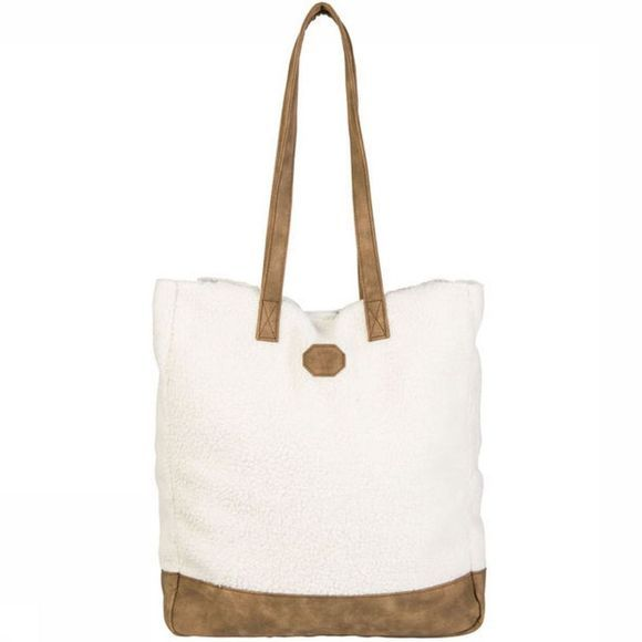 Protest Bag Layo off white/light brown