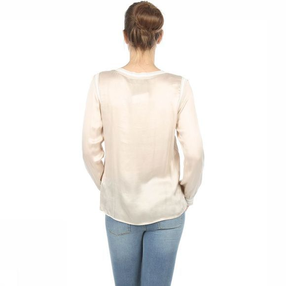Blouse With Sport Detail