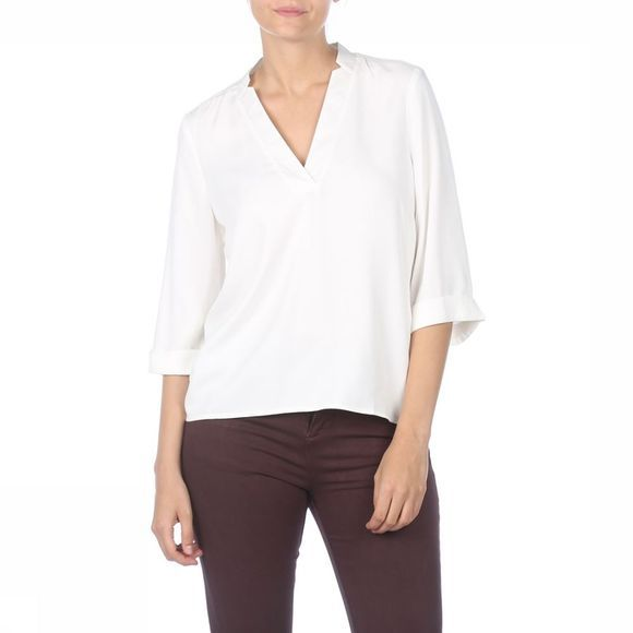 Blouse V-Neck