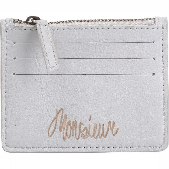 Portefeuille Leather Card Holder