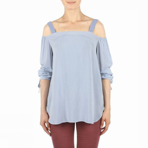 Blouse Bare Shoulder
