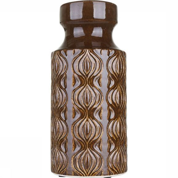 Accessoire Vase With Pattern