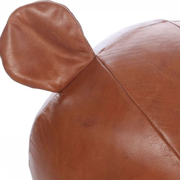 Decoratie  Leather Bear Large