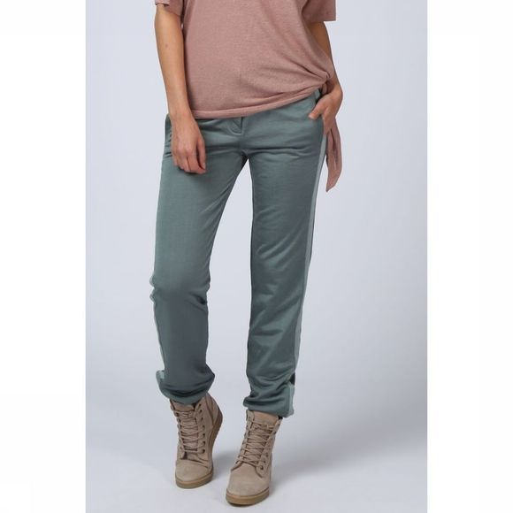 Broek Sporty With Contrast Stripe