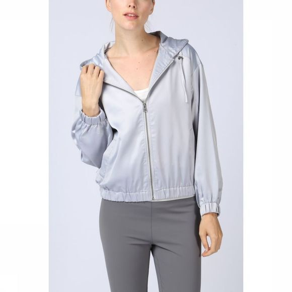 Jas Bomber Hooded