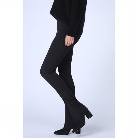 Legging Jersey High Waist Flare